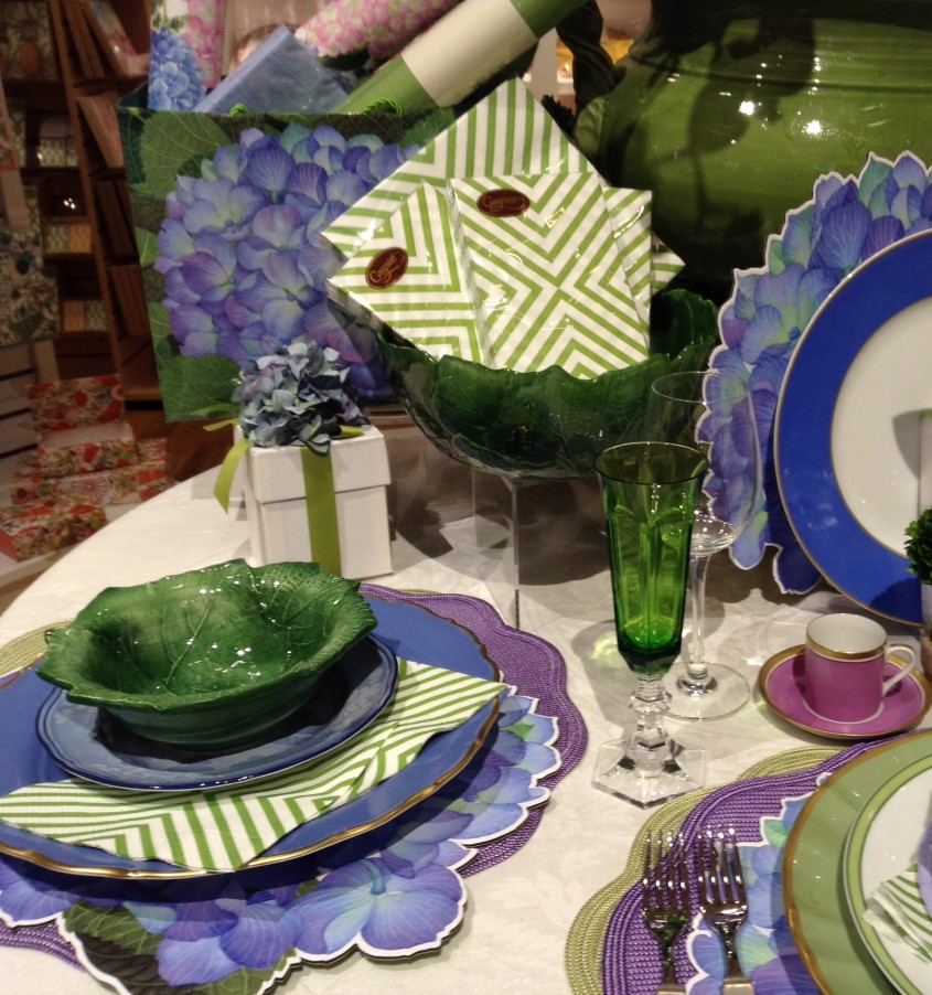 Amazing Caspari With Cut Place Mats And Green Chevron For Furniture Accessories With Tina Caspary