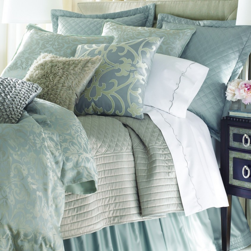 Amazing Coverlets For Luxury Bedroom Ideas With Matelasse Coverlet