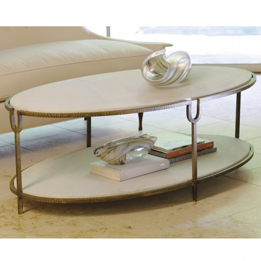 Amazing Oval Coffee Table For Home Furniture With Oval Wood Coffee Table