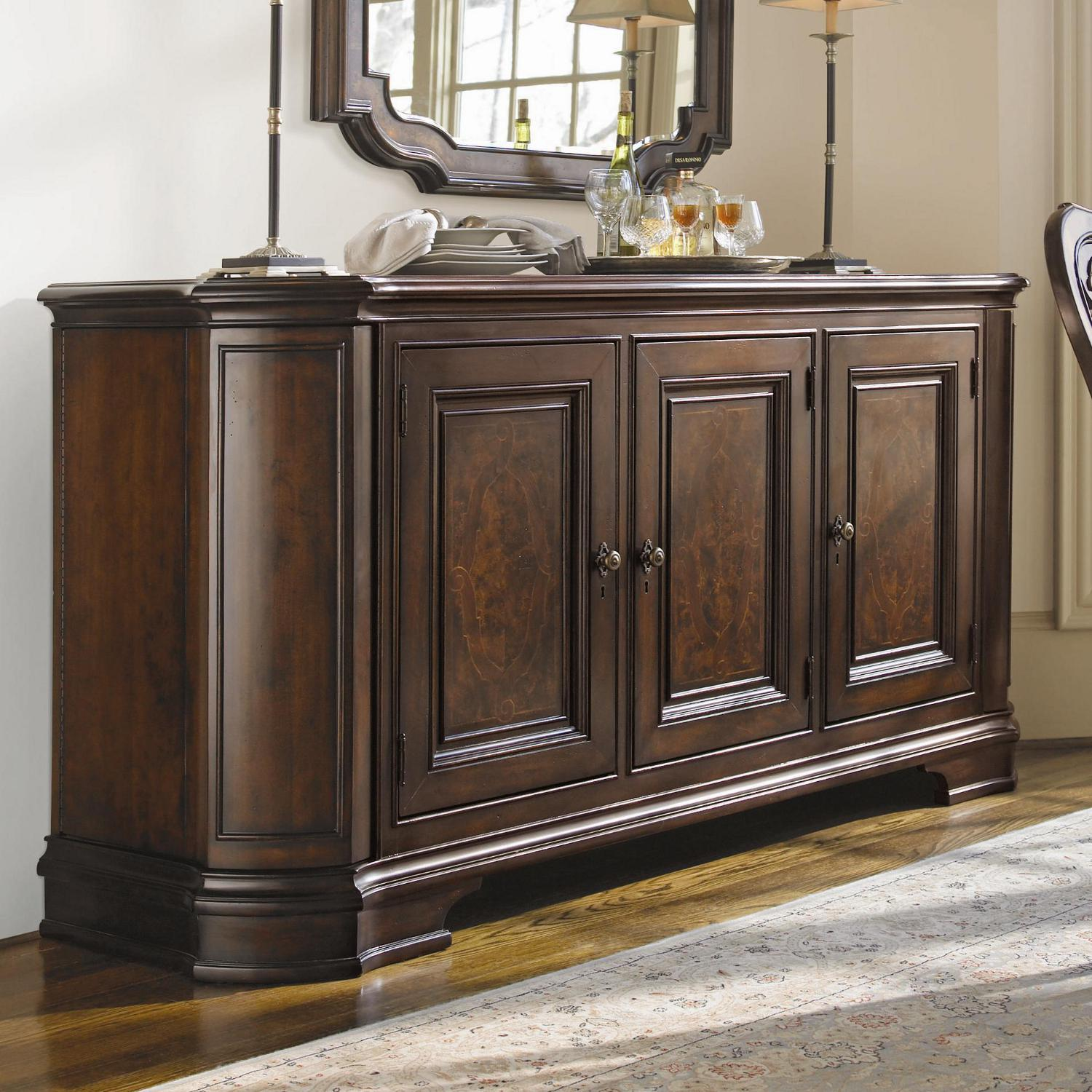 Attractive sideboards and buffets for home furniture with antique sideboards and buffets