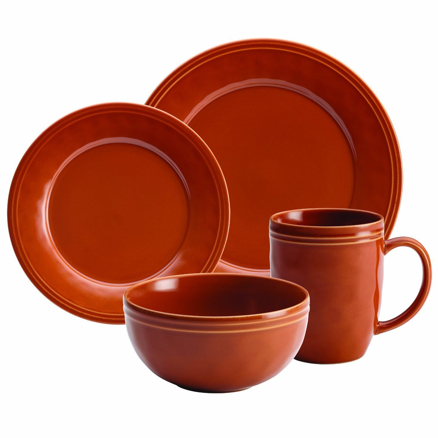 Attractive stoneware dinnerware for kitchen and dining sets with stoneware dinnerware sets