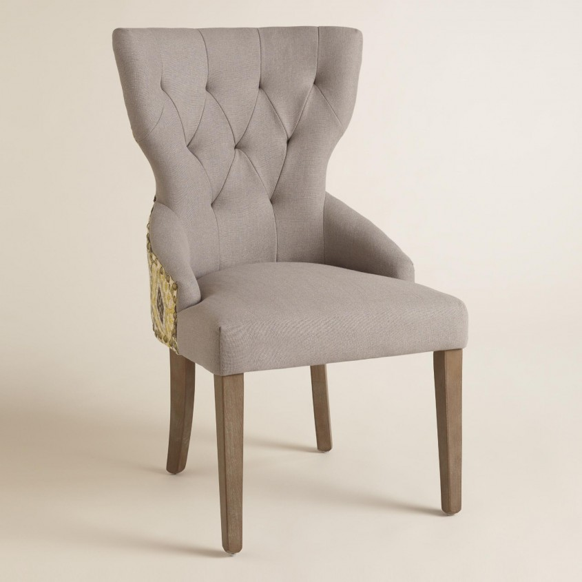 Attractive Upholstered Dining Chairs For Dining Room With Upholstered Dining Room Chairs