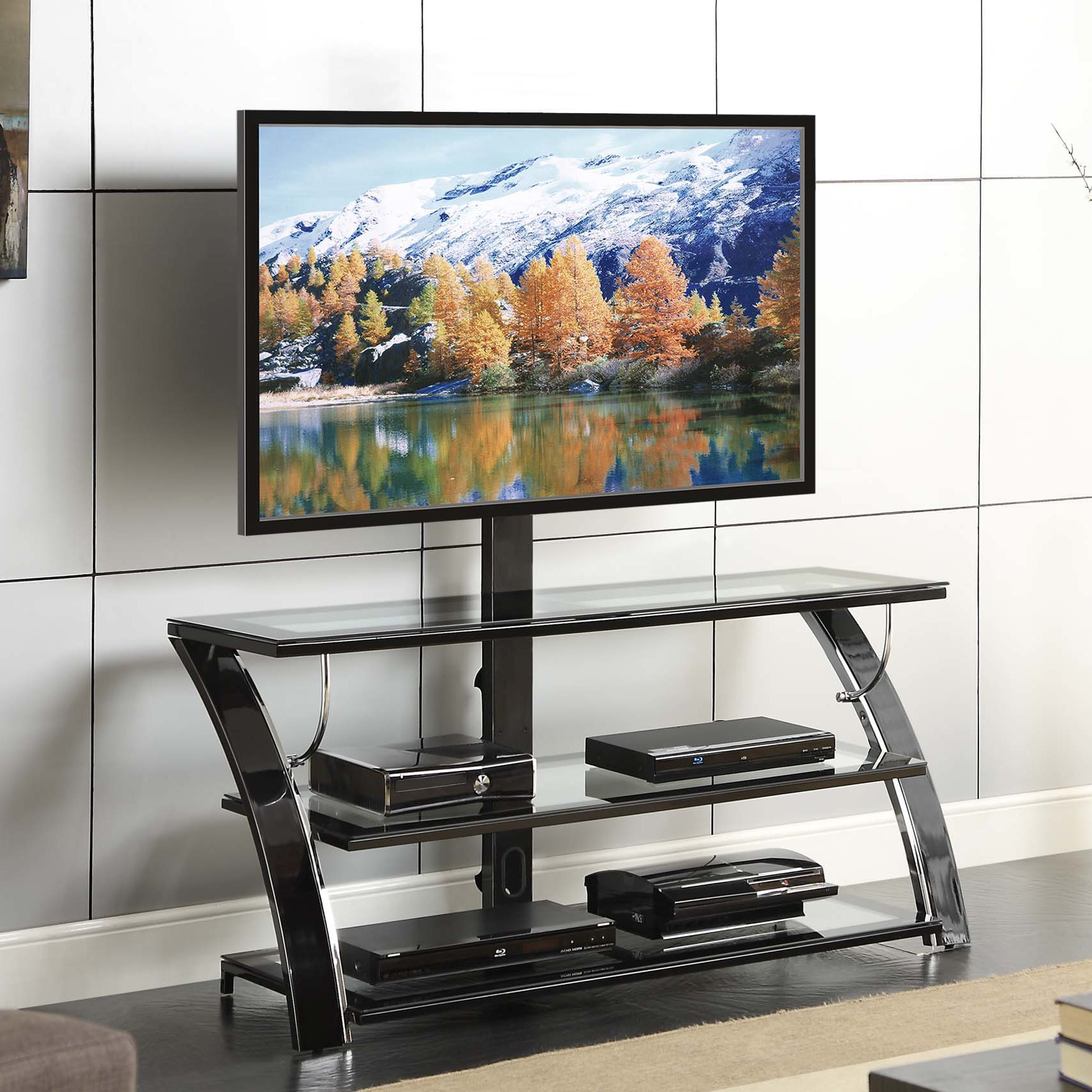 Attractive whalen tv stand for furniture accessories design with whalen 3-in-1 tv stand