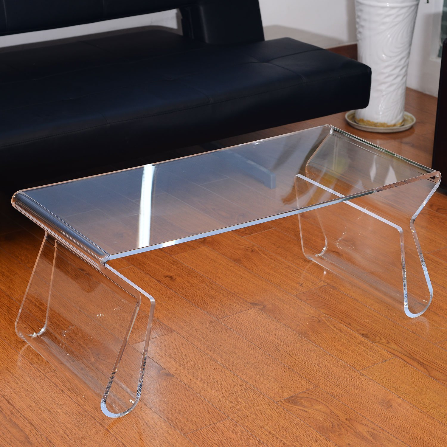 Awesome acrylic coffee table for home furniture with clear acrylic coffee table