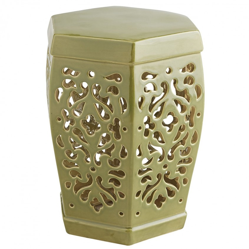 Awesome Garden Stool For Decorating Interior Ideas With Ceramic Garden Stool