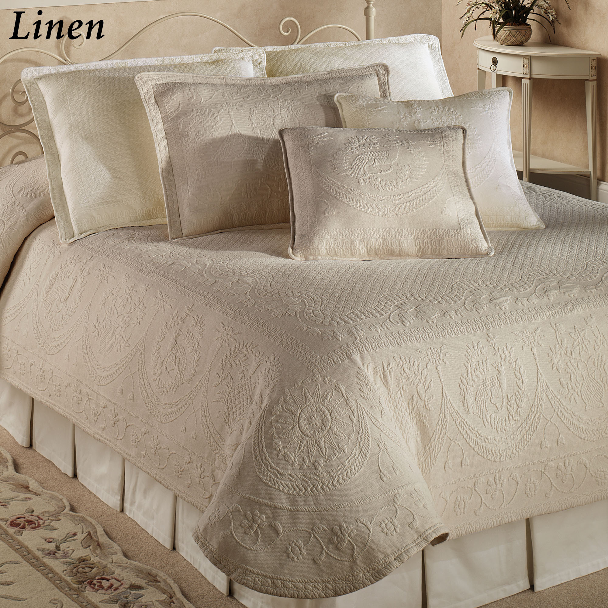 Awesome matelasse for bedroom ideas with matelasse bedding