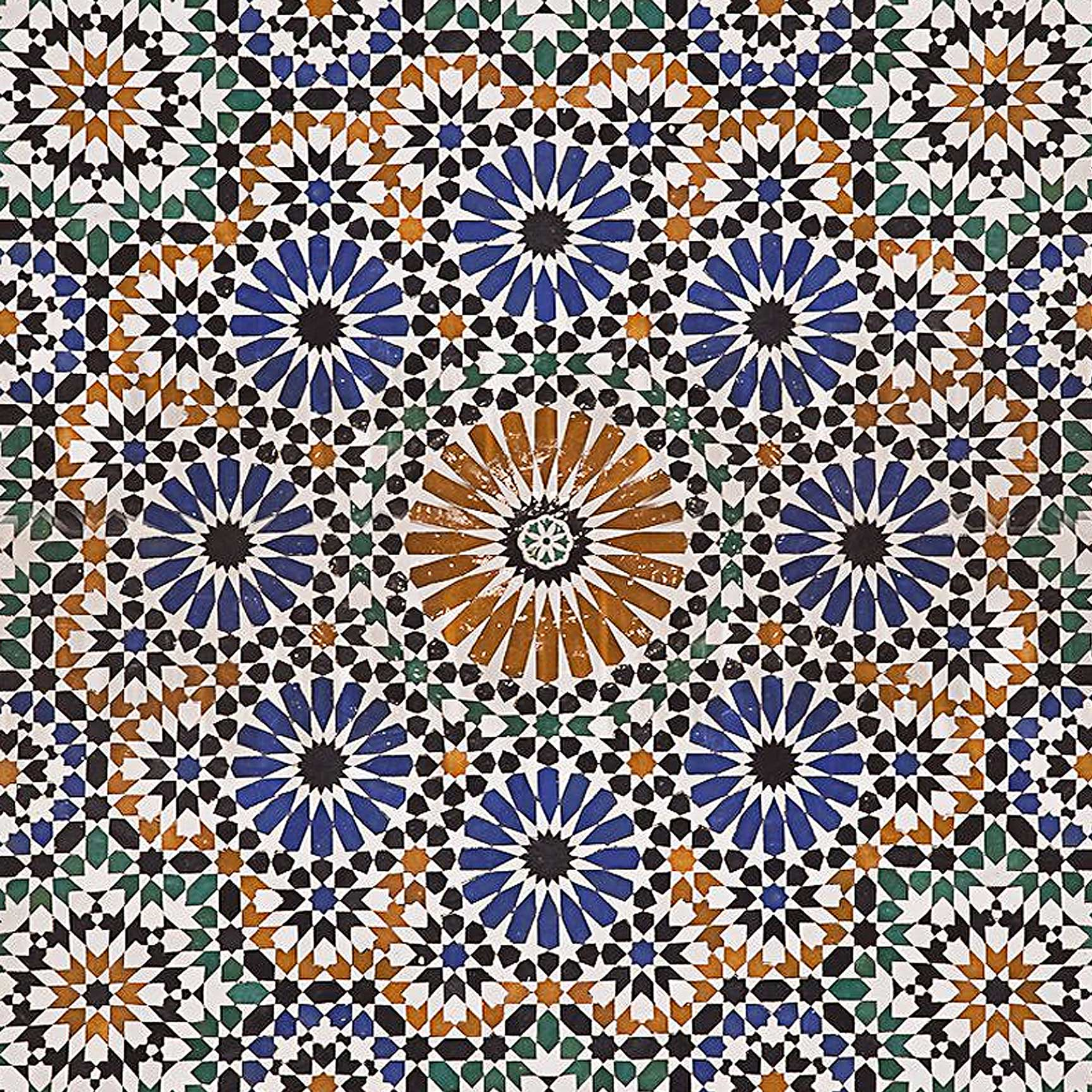 Awesome moroccan tile for floor decor ideas with moroccan tile backsplash