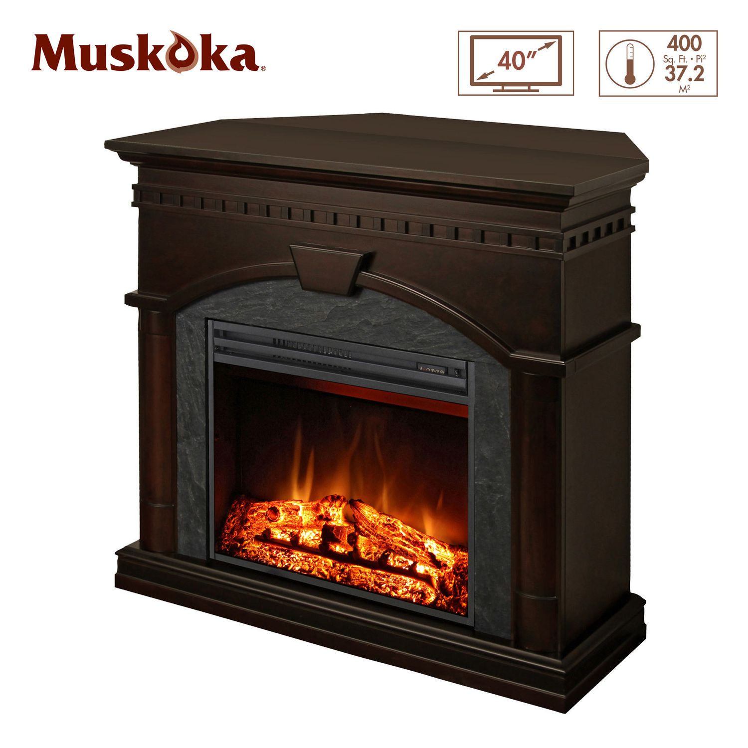Awesome muskoka electric fireplace for home furniture with muskoka electric fireplace insert