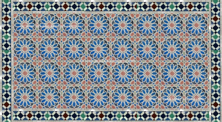 Beautiful Moroccan Tile For Floor Decor Ideas With Moroccan Tile Backsplash