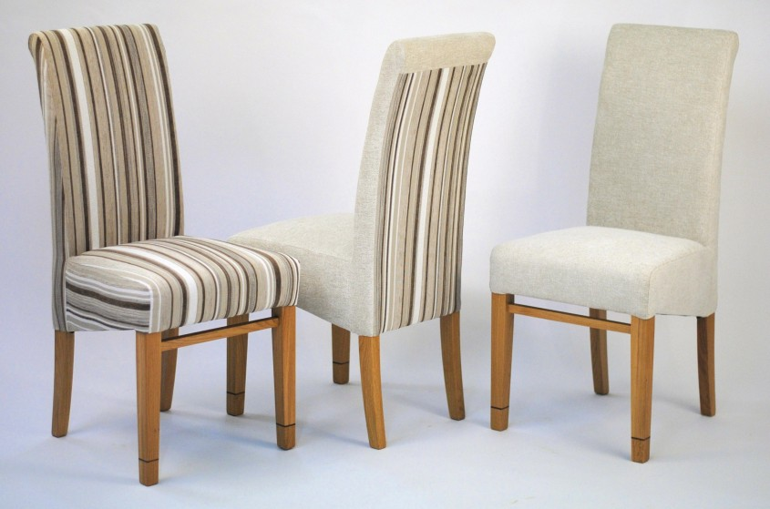 Beautiful Upholstered Dining Chairs For Dining Room With Upholstered Dining Room Chairs