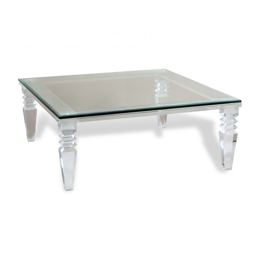 Best Acrylic Coffee Table For Home Furniture With Clear Acrylic Coffee Table