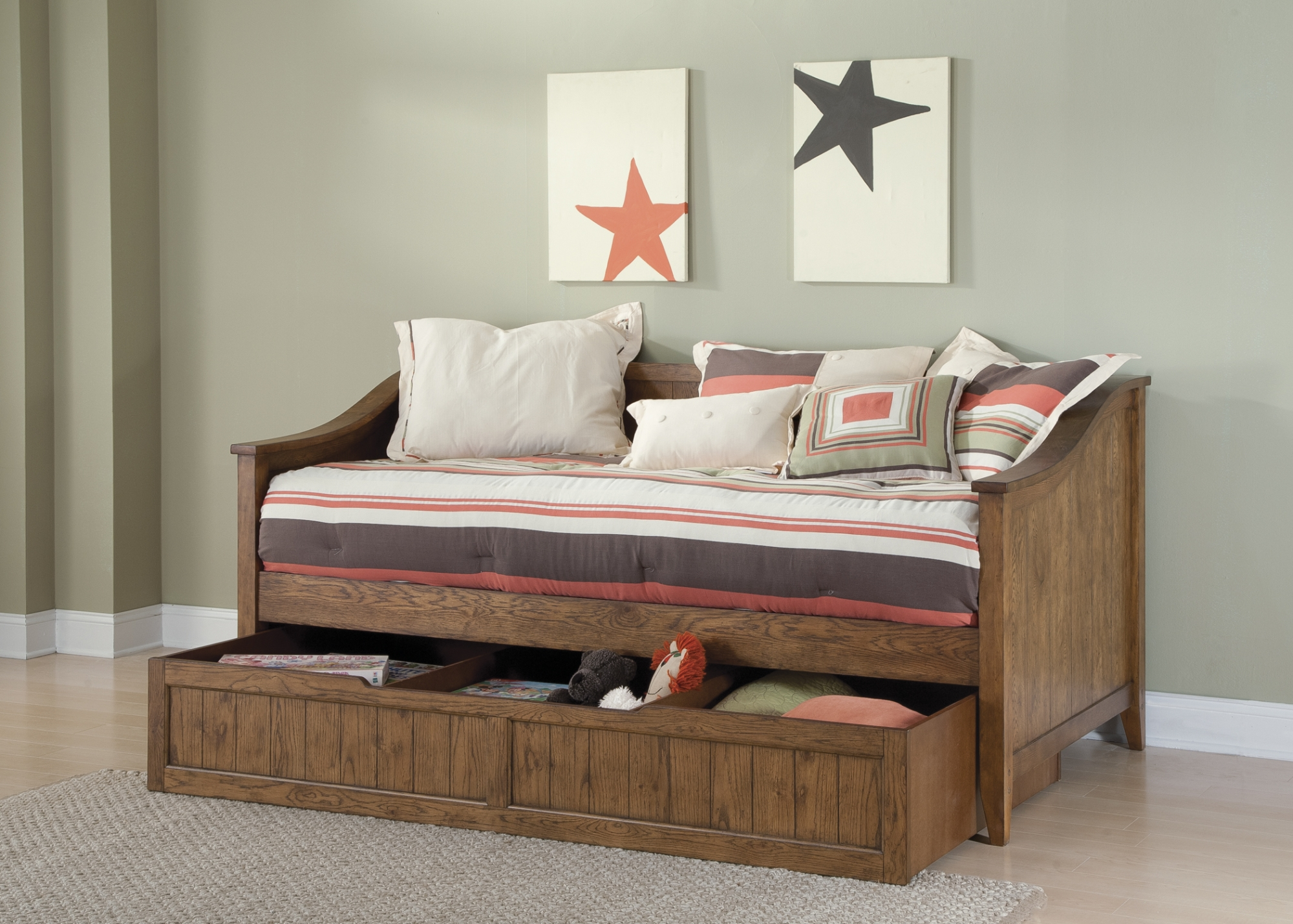 Best daybed with storage for small bedroom design with full size daybed with storage