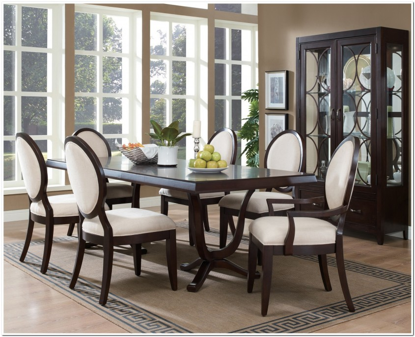 Best Formal Dining Room Sets With Buffet And Ceiling Light For Home Design With Modern Formal Dining Room Sets