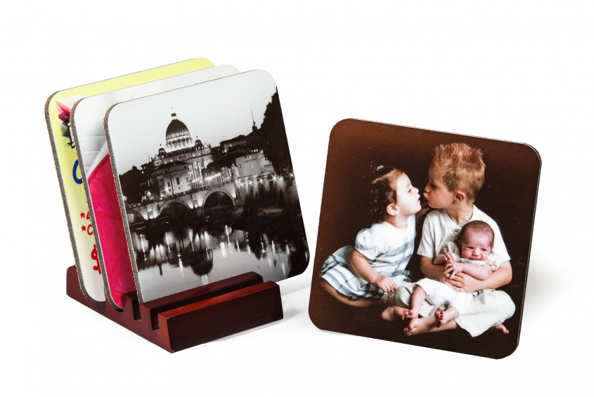 Best Personalized Coasters For Furniture Accessories With Personalized Drink Coasters
