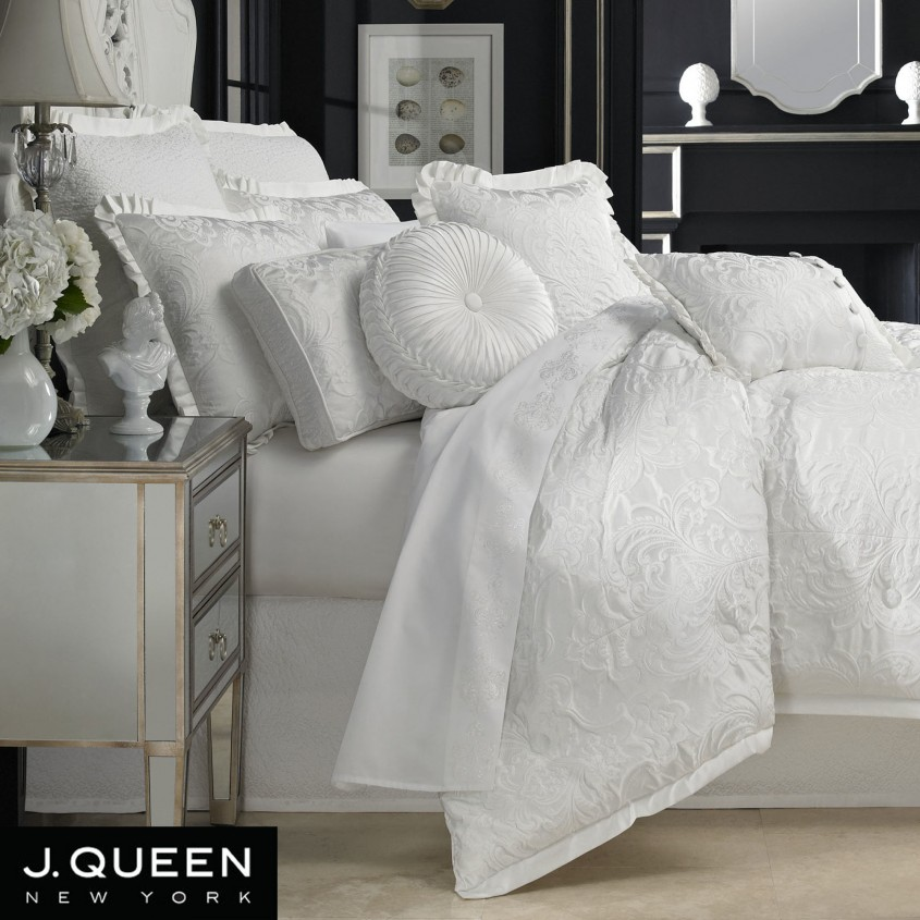 Best White Comforter Sets For Charming Bedroom Ideas With White Comforter Sets Queen