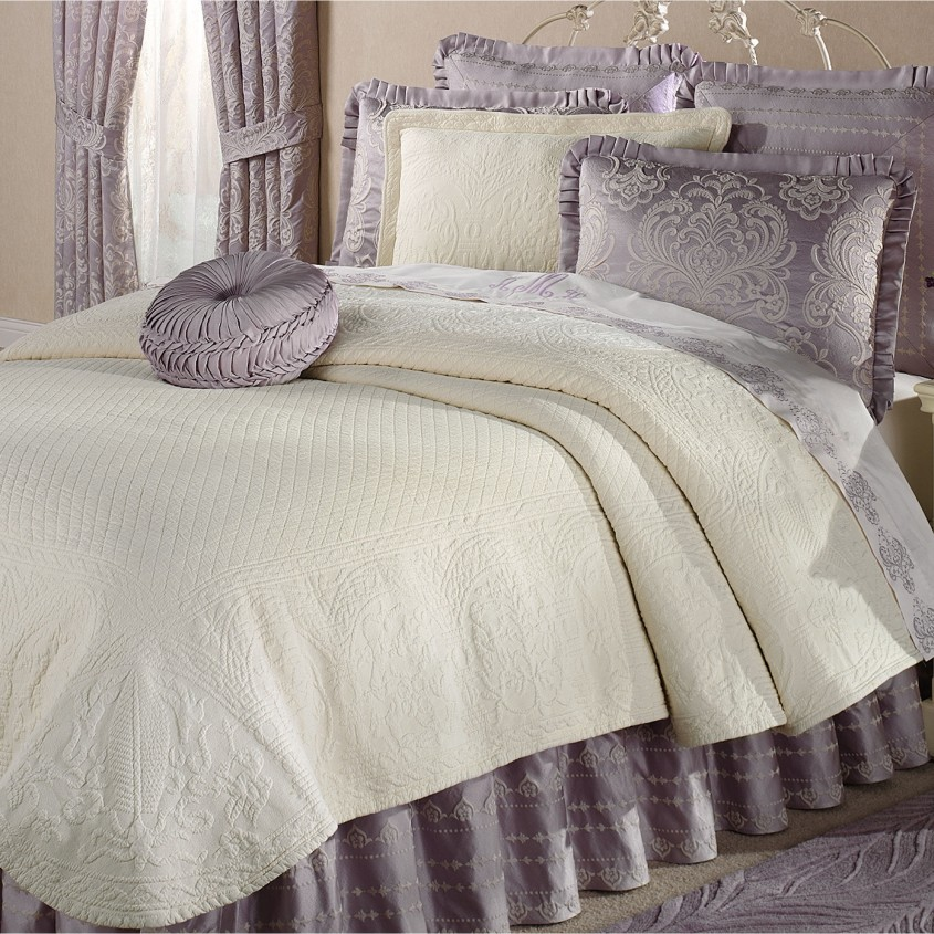 Breathtaking Coverlets For Fantastic Bedroom Ideas With Matelasse Coverlet