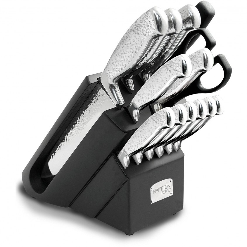 Breathtaking Hampton Forge Knife Set For Kitchen With Hampton Forge Cutlery Set