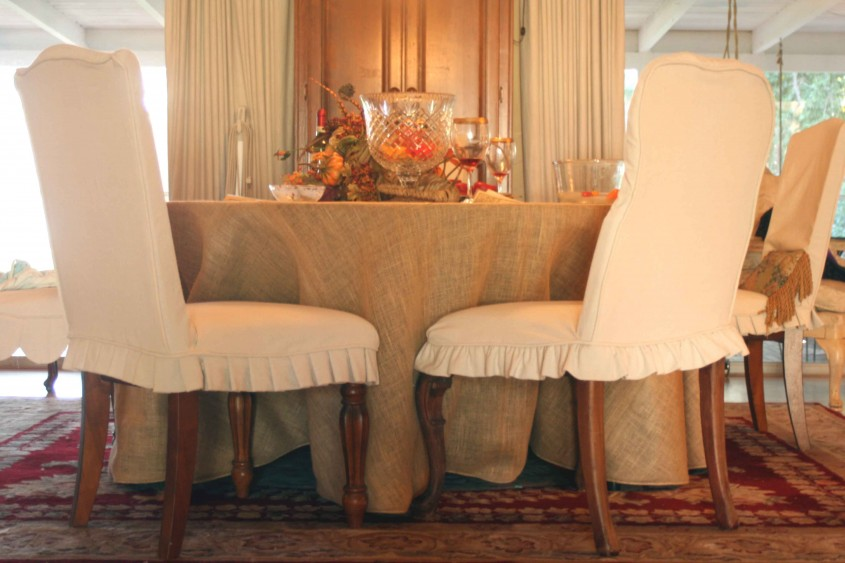 Breathtaking Parson Chair Slipcover For Kitchen And Dining Room With Parsons Chair Slipcovers