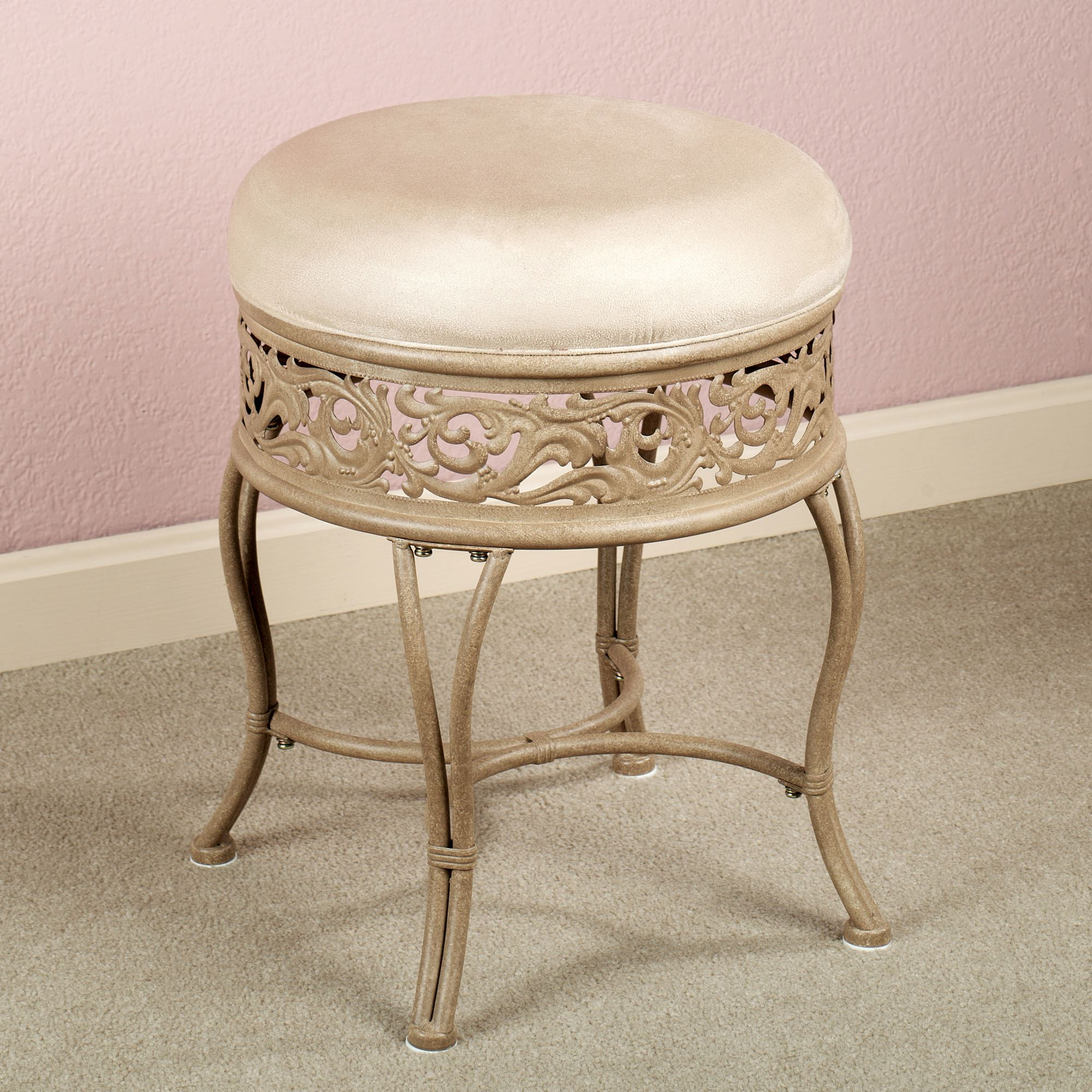 Breathtaking vanity stools for home furniture with vanity stool ikea