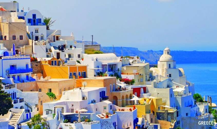 Brilliant Greek Isles For Beautiful Outdoor Design With Greek Isles Cruise