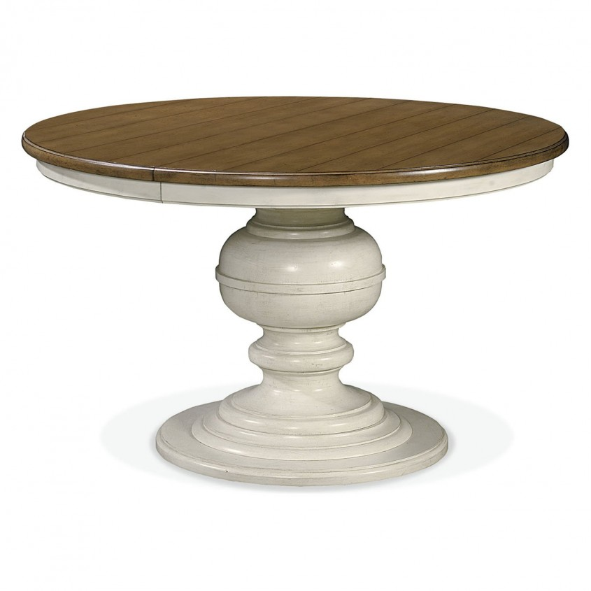 Captivating Pedestal Dining Table And Chair For Dining Room With Round Pedestal Dining Table