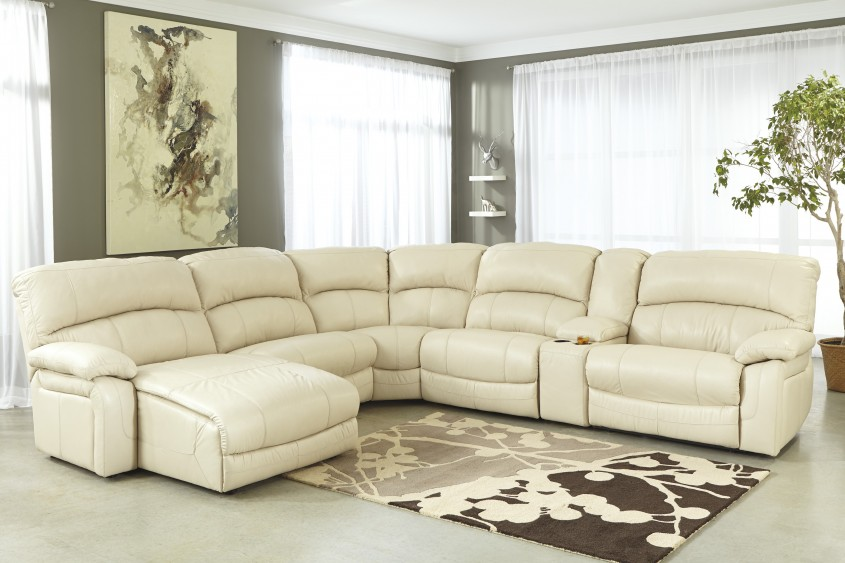 Captivating White Leather Sectional  For Small Spaces Living Room With White Leather Sectional Sofa