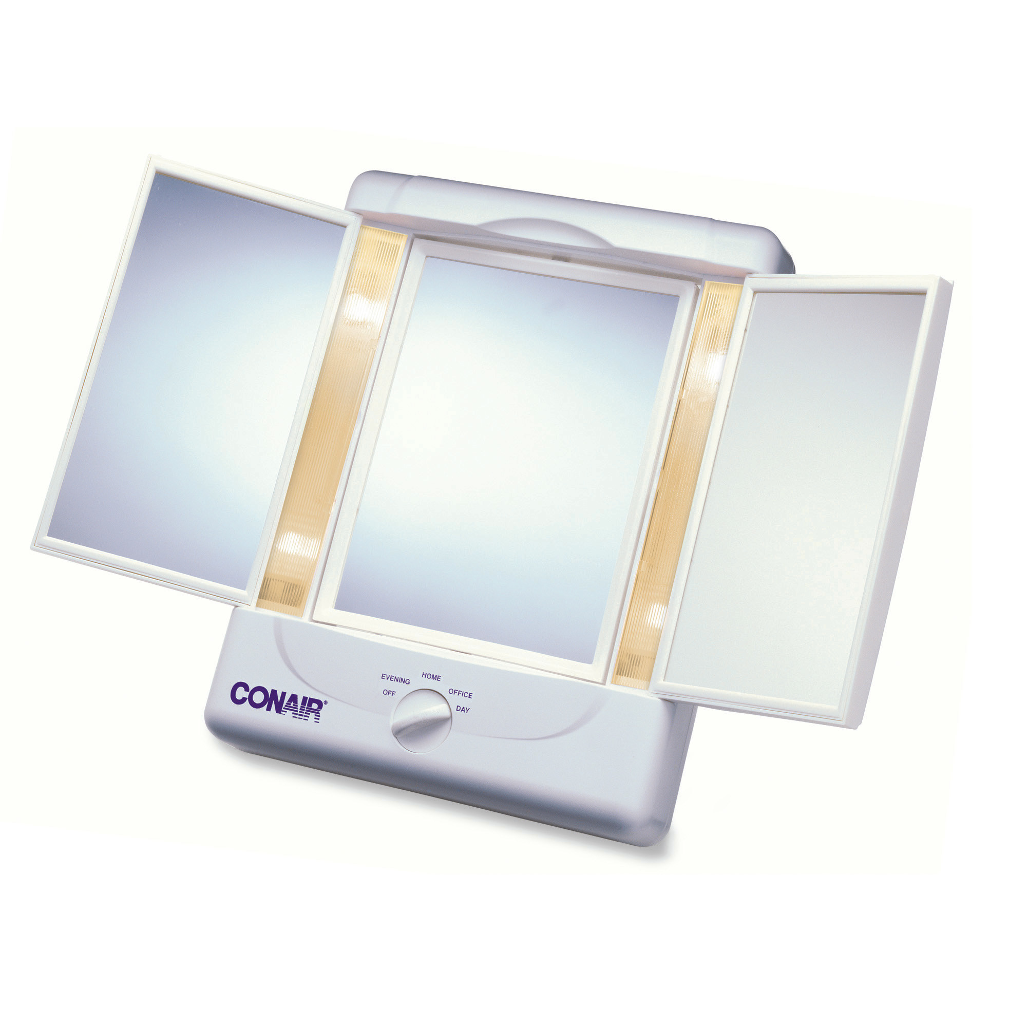 Charming conair makeup mirror for furniture accessories ideas with conair double-sided lighted makeup mirror