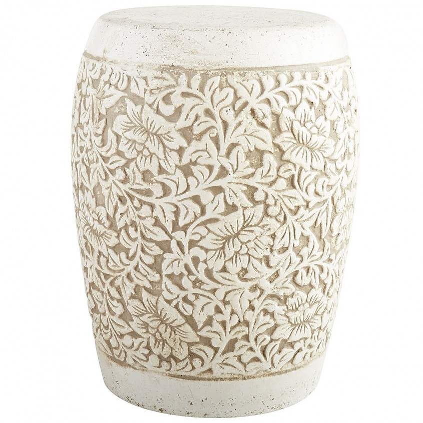 Charming Garden Stool For Decorating Interior Ideas With Ceramic Garden Stool