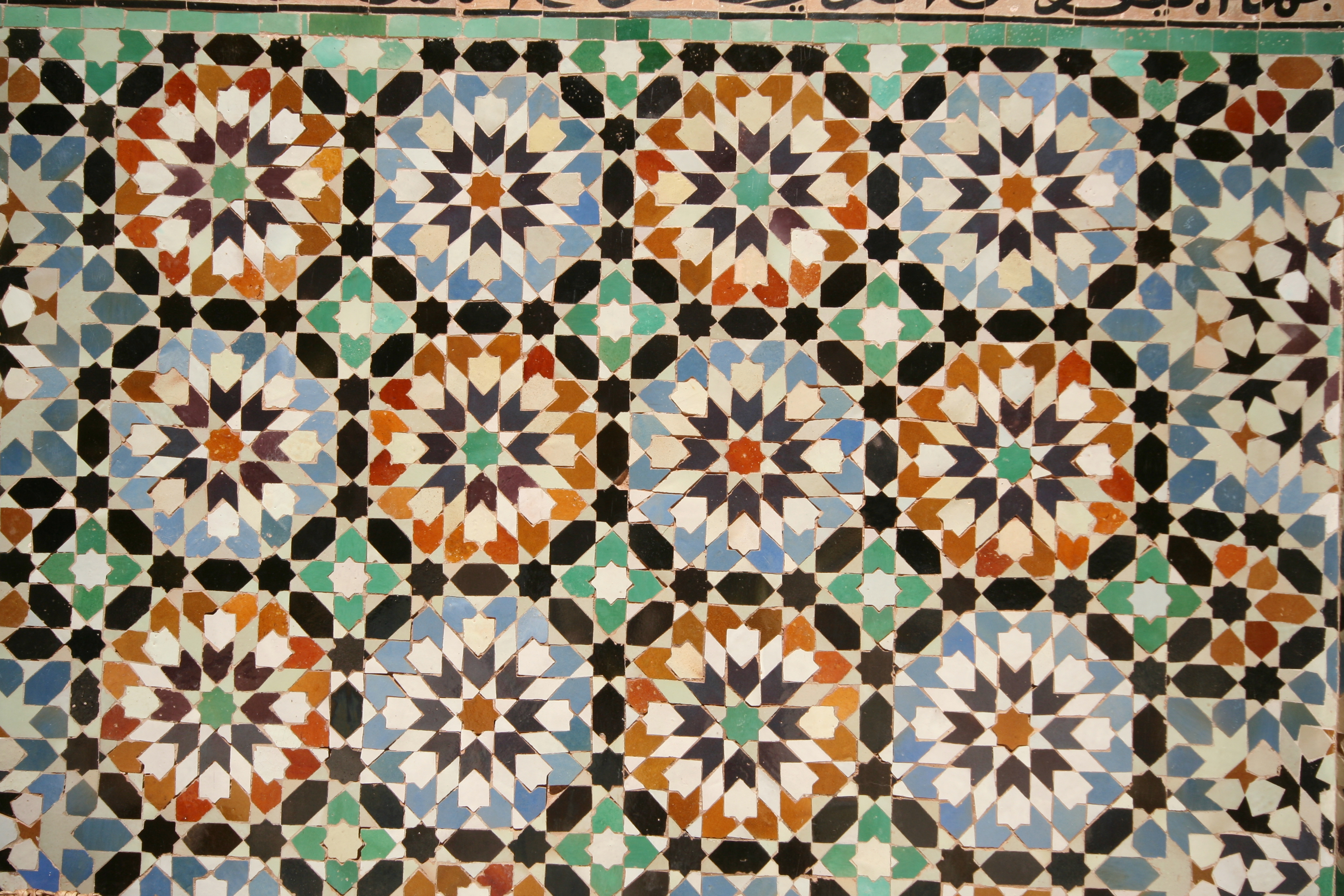 Charming moroccan tile for floor decor ideas with moroccan tile backsplash