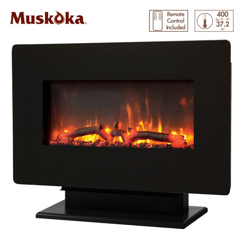 Charming Muskoka Electric Fireplace For Home Furniture With Muskoka Electric Fireplace Insert