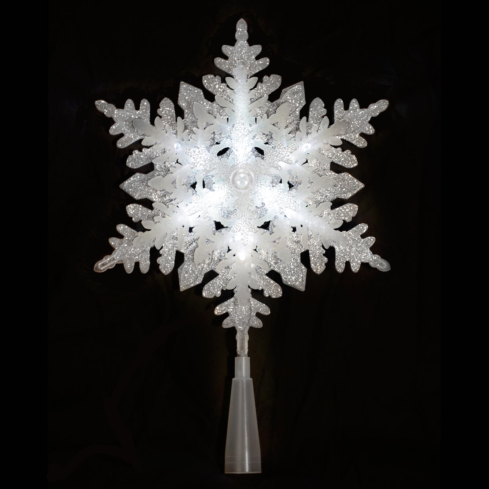 Charming tree topper for home lighting ideas with christmas tree toppers