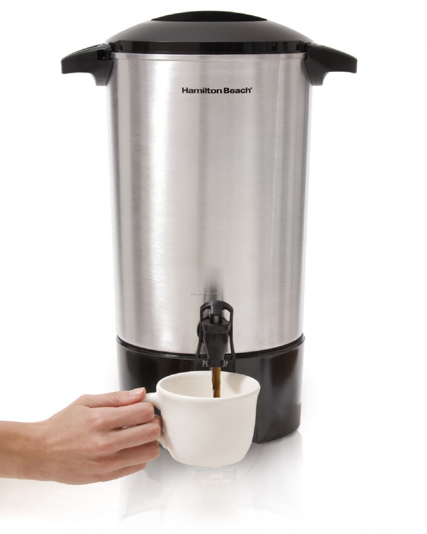 Chic Coffee Urn For Kitchen And Dining Room Ideas With Stainless Steel Coffee Urn