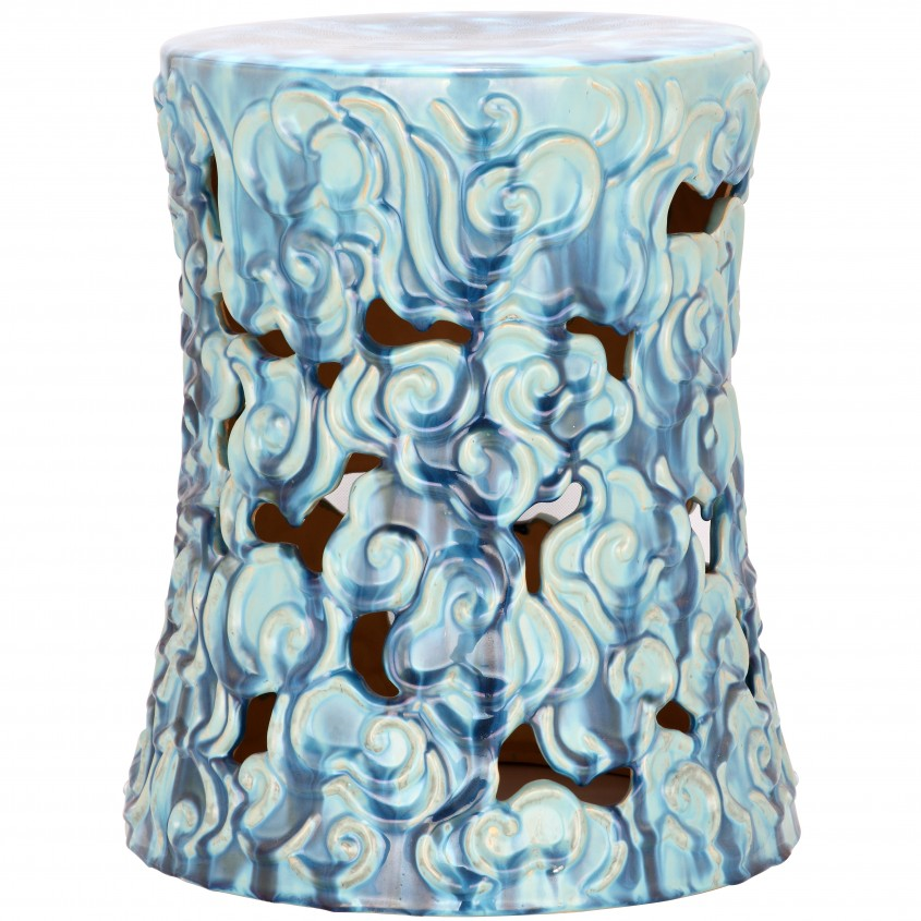 Chic Garden Stool For Decorating Interior Ideas With Ceramic Garden Stool