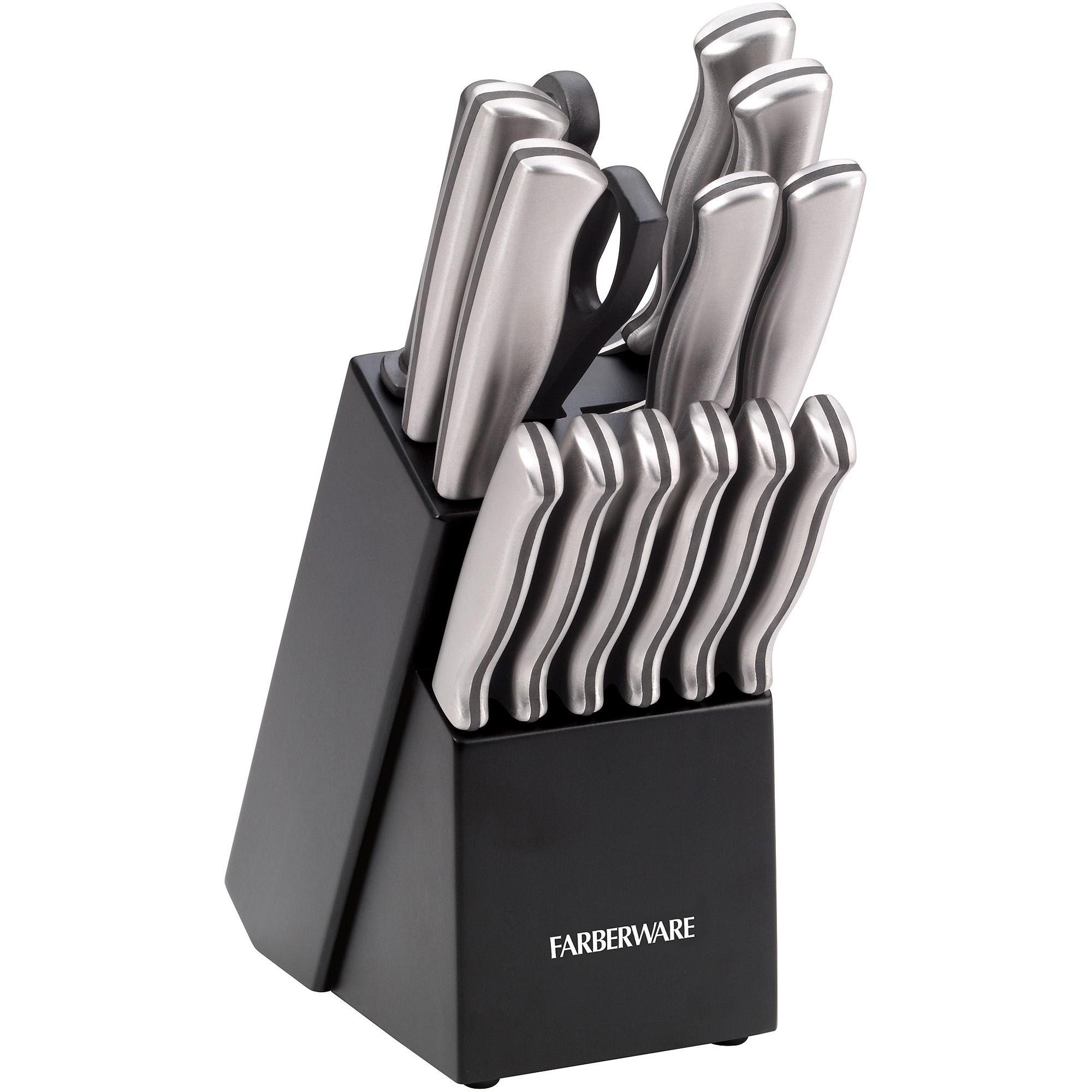 Chic hampton forge knife set for kitchen with hampton forge cutlery set