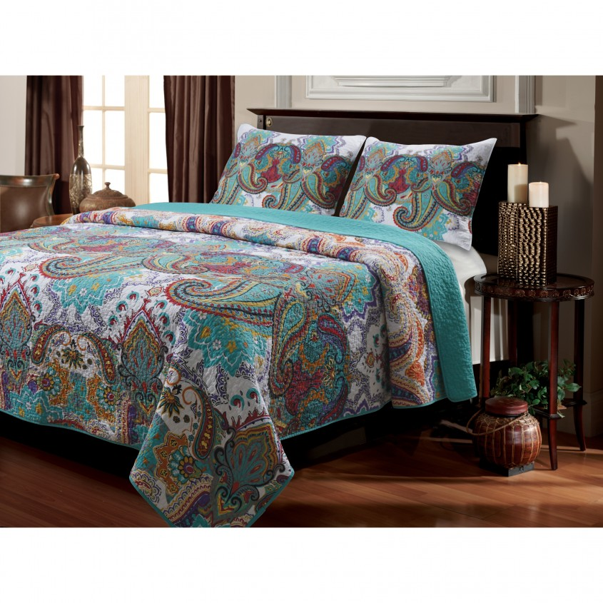 Chic King Size Quilts For Modern Bedroom Design With King Size Quilt Dimensions