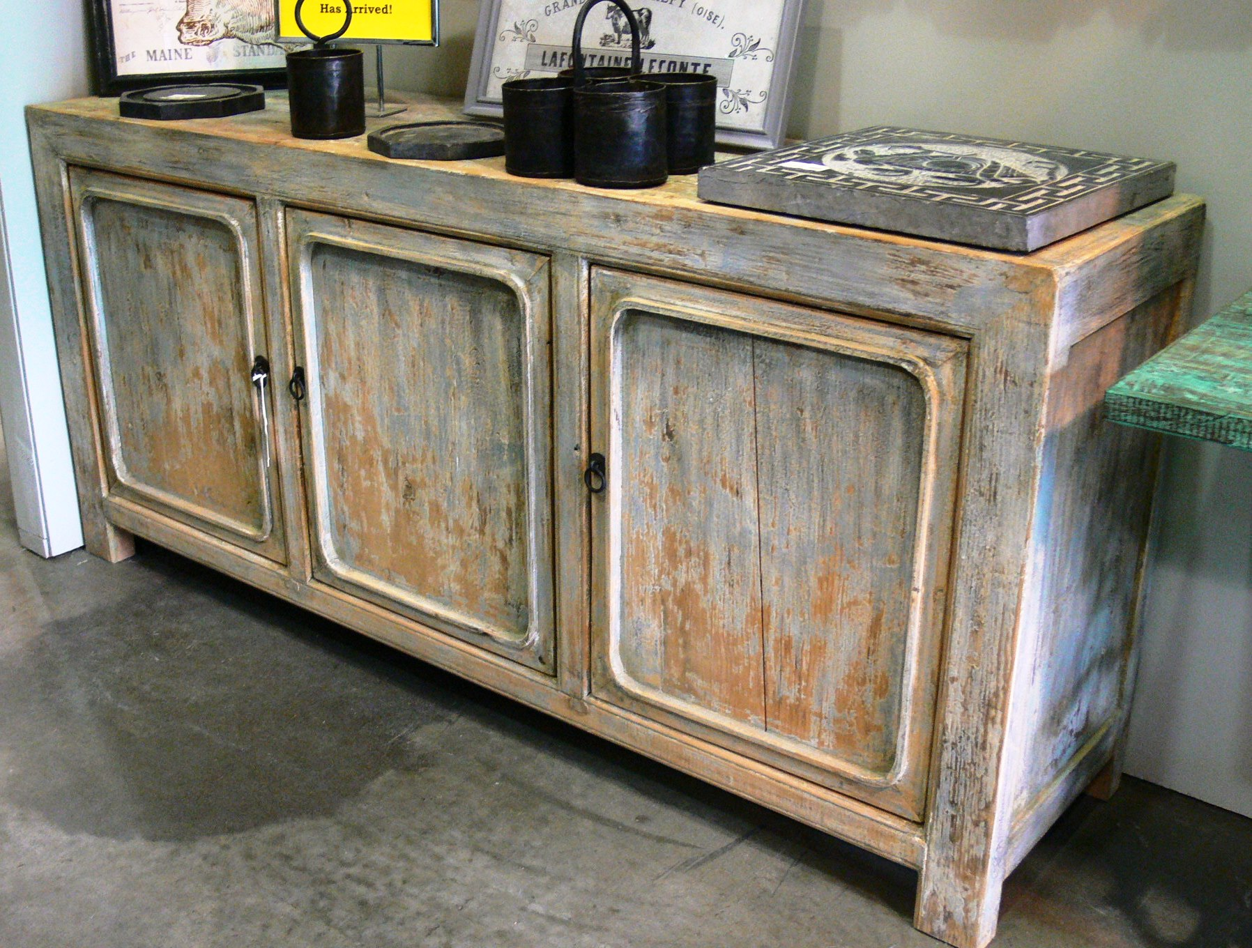 Chic sideboards and buffets for home furniture with rustic sideboards and buffets