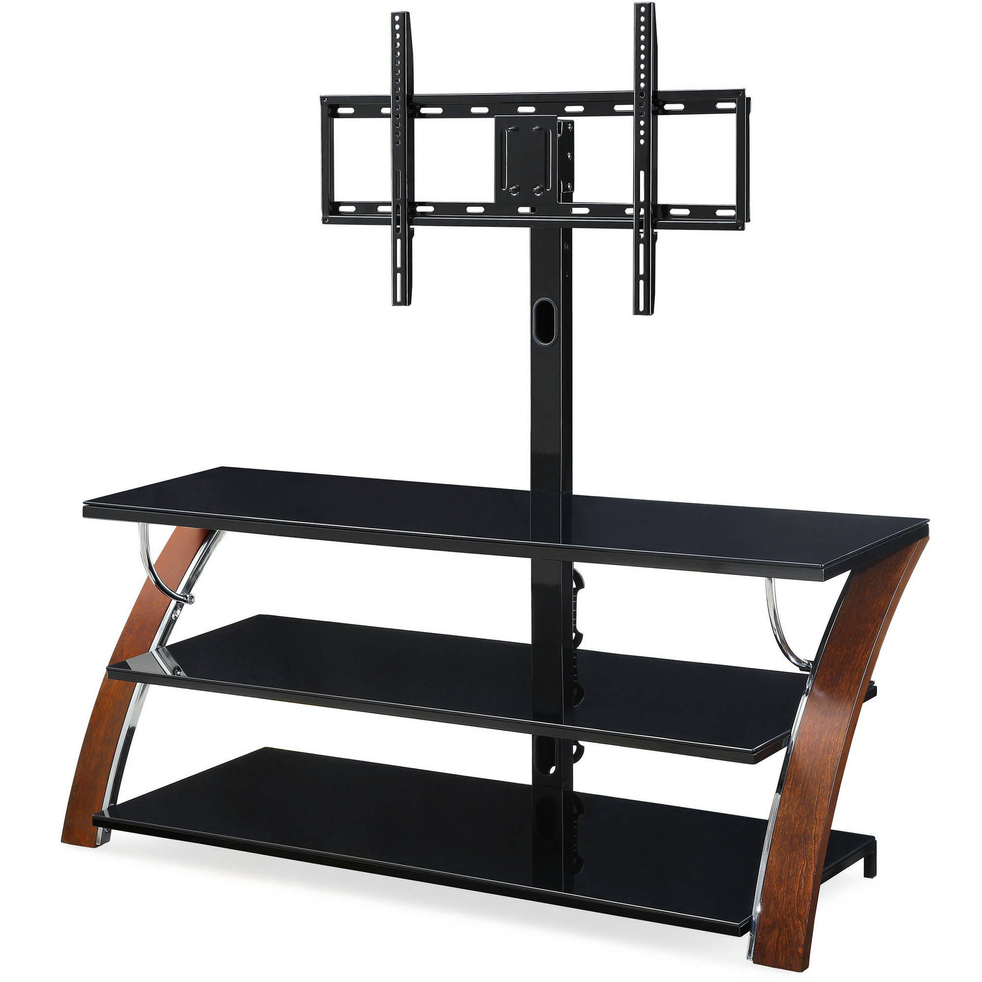 Chic whalen tv stand for furniture accessories design with whalen 3-in-1 tv stand