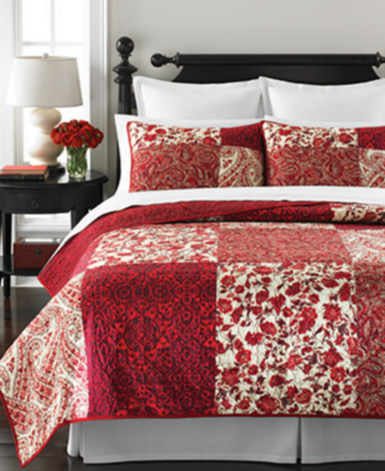 Classy king size quilts for modern bedroom design with king size quilt dimensions