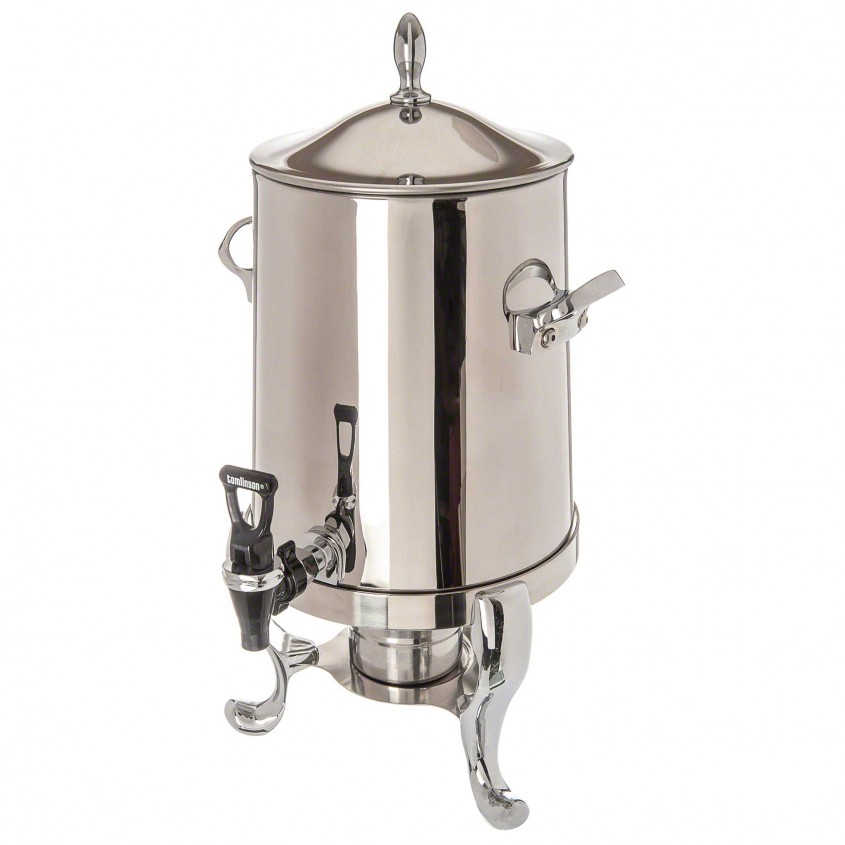 Comfy Coffee Urn For Kitchen And Dining Room Ideas With Stainless Steel Coffee Urn