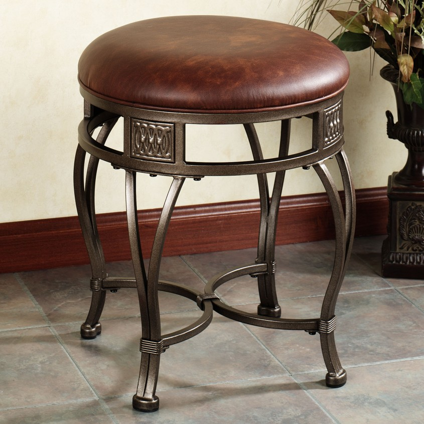 Comfy Vanity Stools For Home Furniture With Vanity Stool Ikea