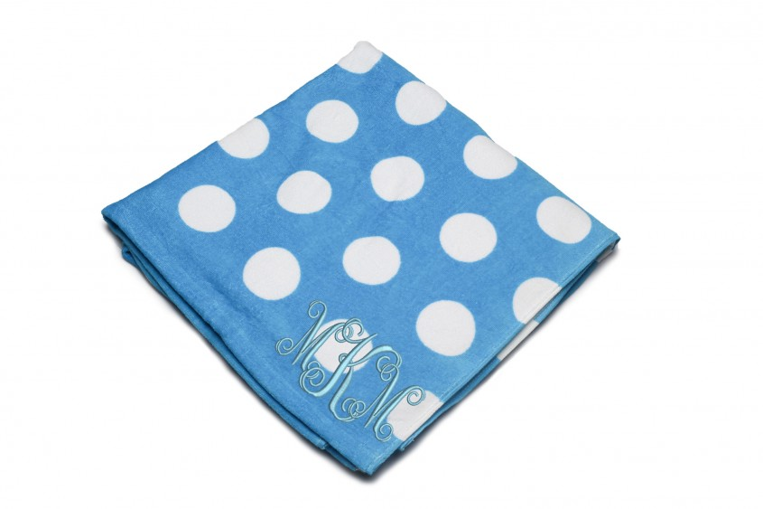 Cool Monogrammed Beach Towels For Outdoor Ideas With Beach Towels Monogrammed
