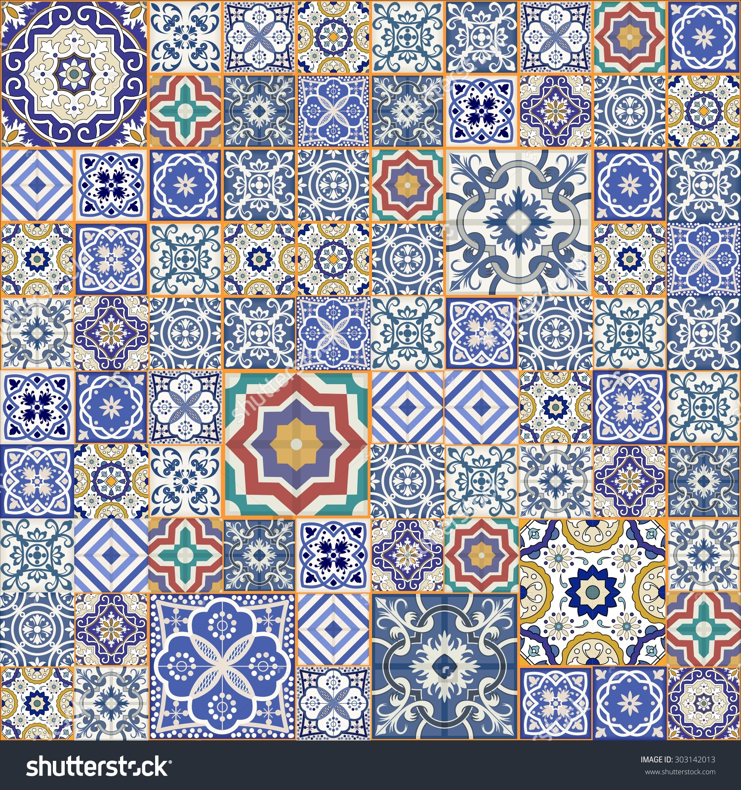 Cool moroccan tile for floor decor ideas with moroccan tile backsplash