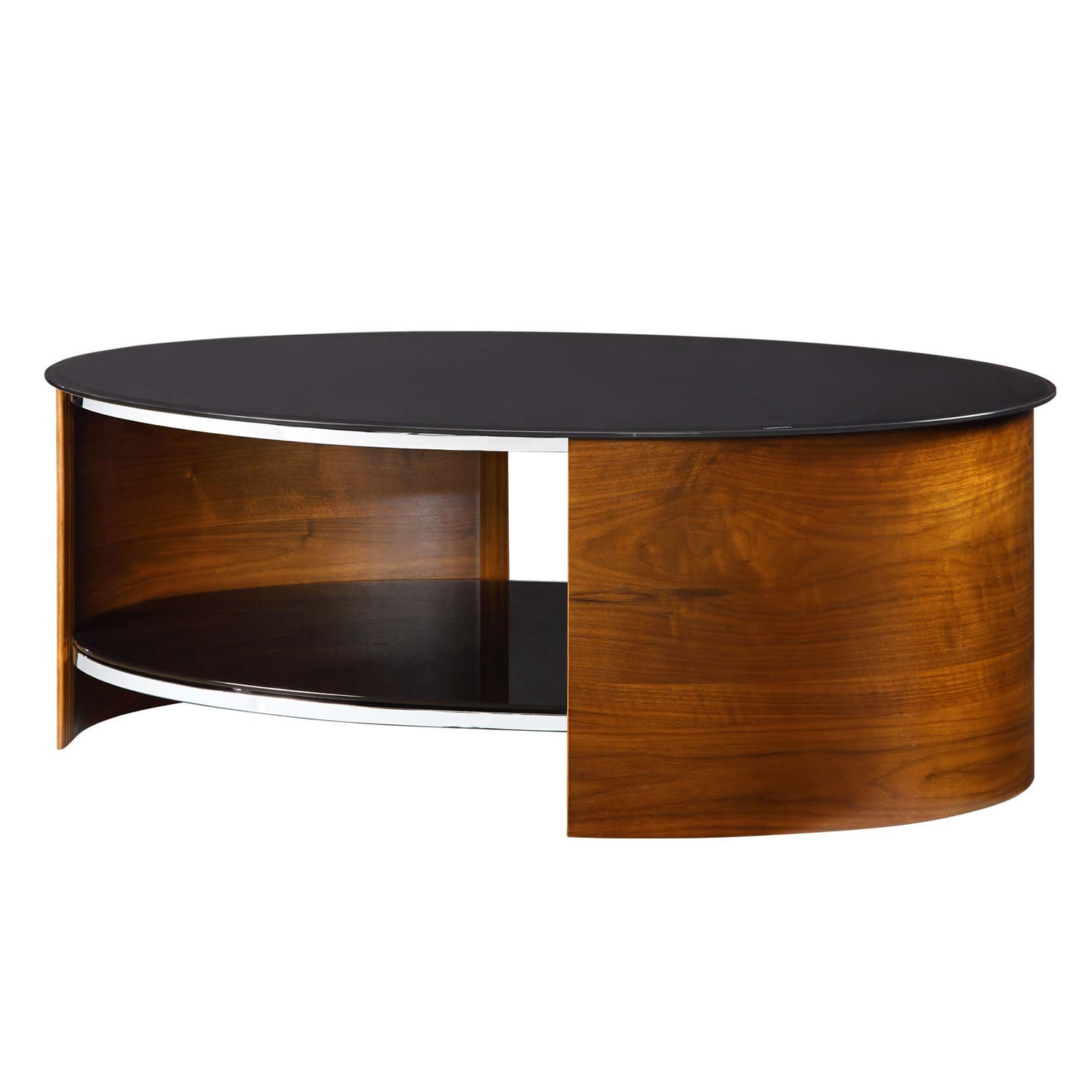 Cool oval coffee table for home furniture with oval wood coffee table