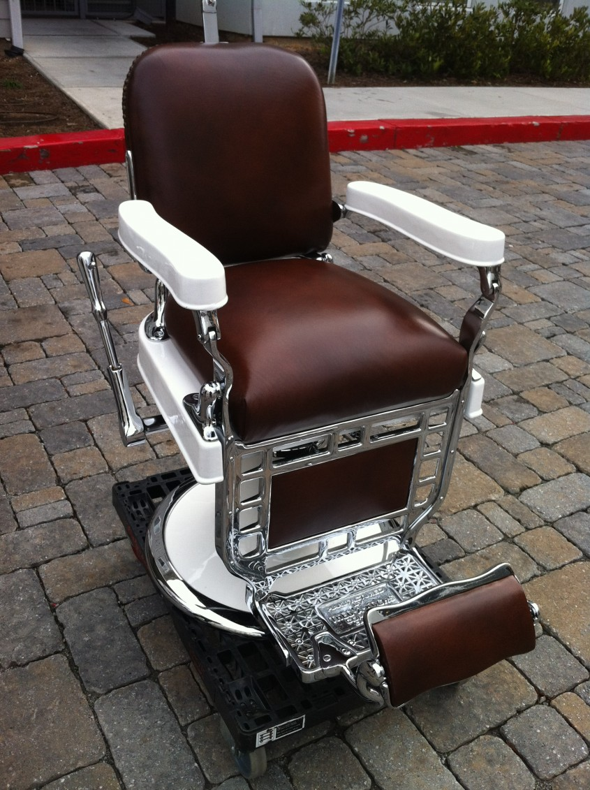 Barber Shop On Pinterest | Barber Chair, Barbers And Chairs In Belmont Barber Chairs For Sale