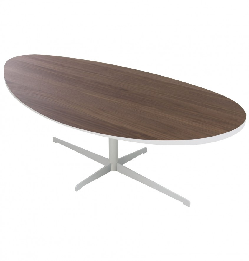 Cozy Oval Coffee Table For Home Furniture With Oval Wood Coffee Table
