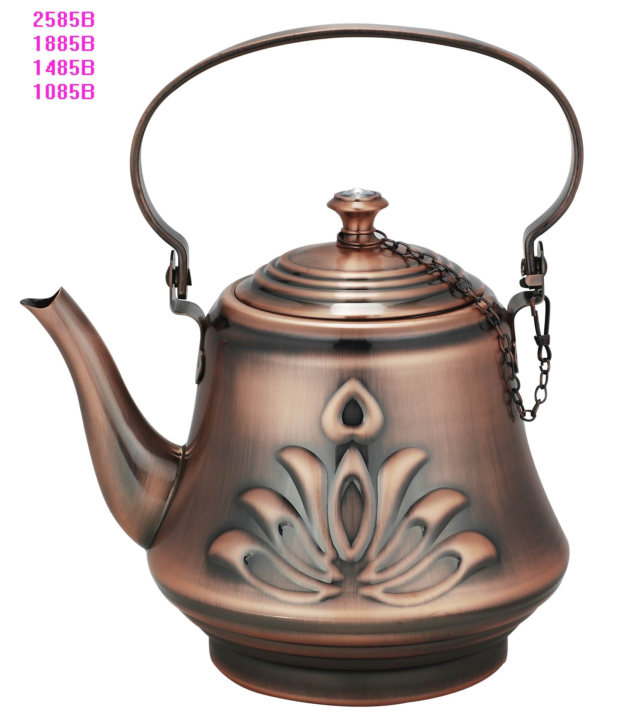 Cozy tea kettles for kitchen and dining room with copper tea kettle