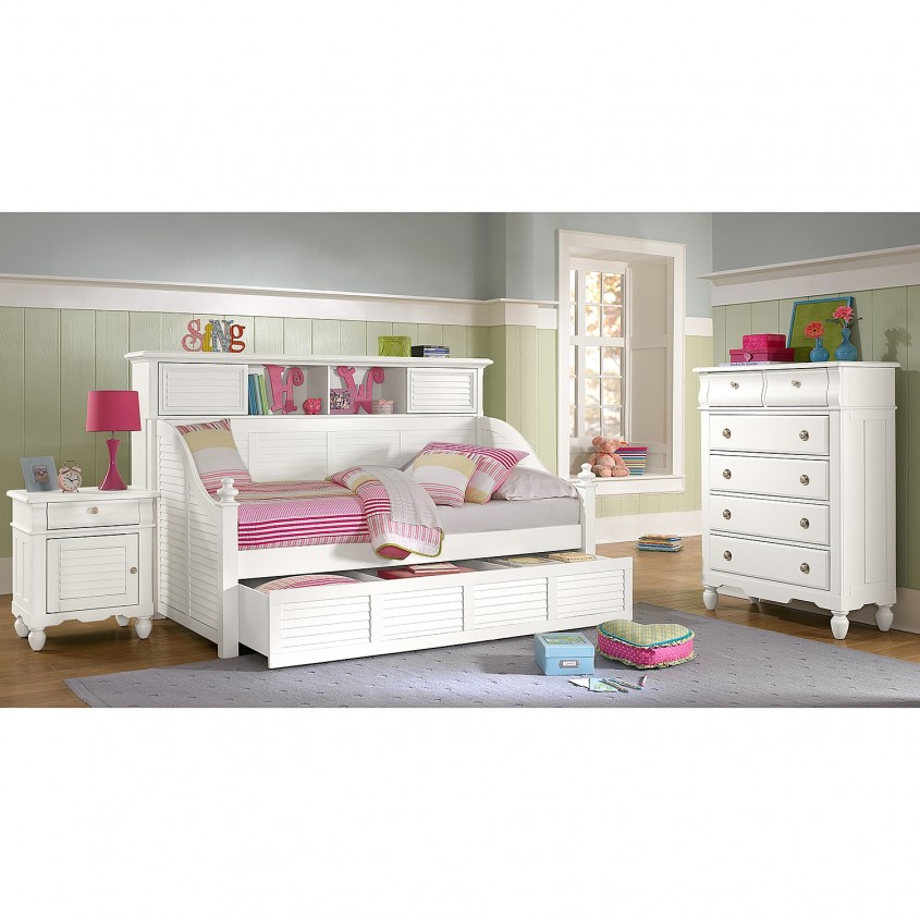 Creative Daybed With Storage For Small Bedroom Design With Full Size Daybed With Storage