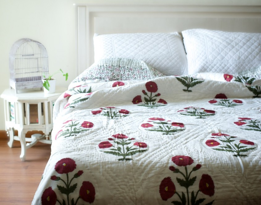Creative King Size Quilts For Modern Bedroom Design With King Size Quilt Dimensions