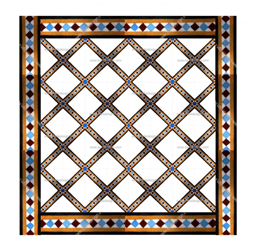 Creative Moroccan Tile For Floor Decor Ideas With Moroccan Tile Backsplash