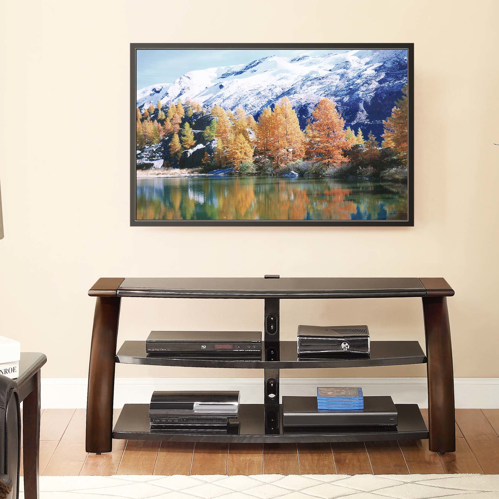 Creative whalen tv stand for home furniture design with whalen 3-in-1 tv stand